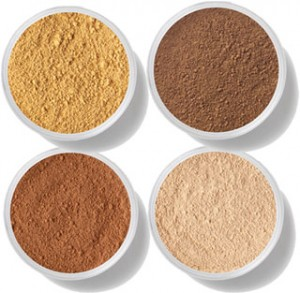 foundation kleuren