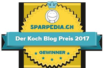 Der Koch Blog Preis 2017 – Winners