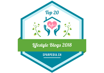 Banners for Top 20 Lifestyle Blogs 2018