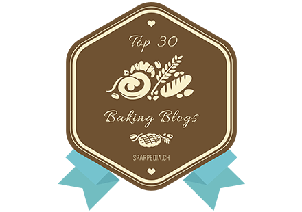 Banners for Top 30 Baking Blogs